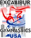 excalibur gymnastics logo