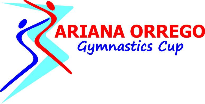 lima peru ariana orrego gymnastics cup logo