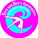 beach tumblers logo